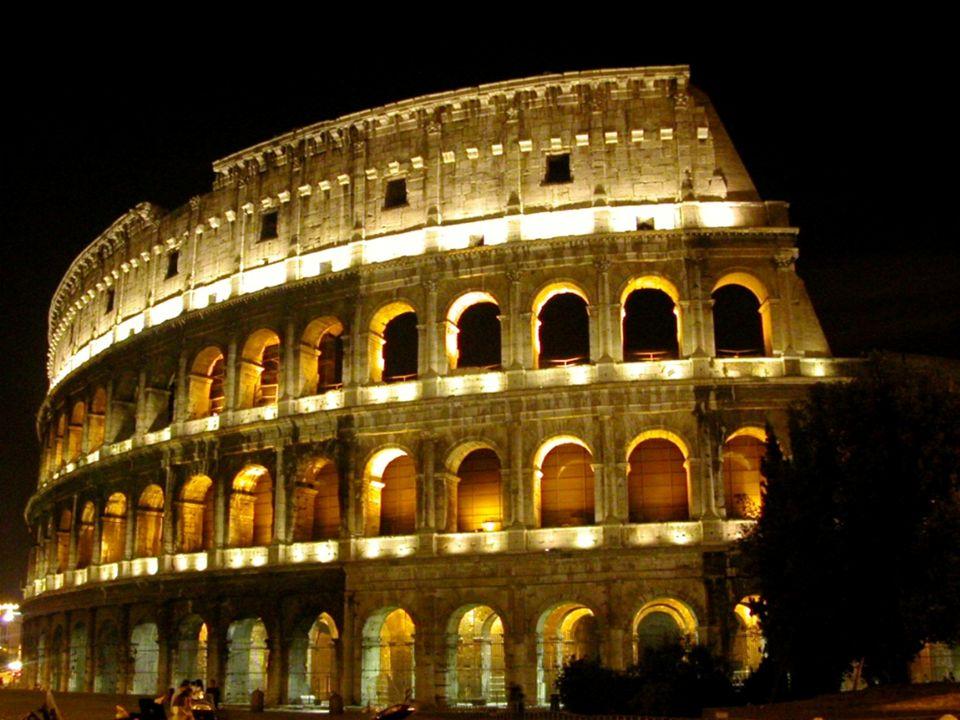 O Coliseu - Roma, ITÁLIA