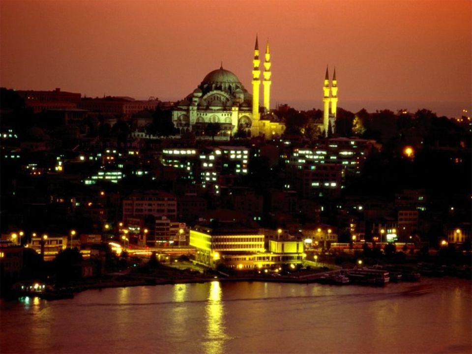 Mesquita de Suleiman, o Magnífico – Istambul, TURQUIA