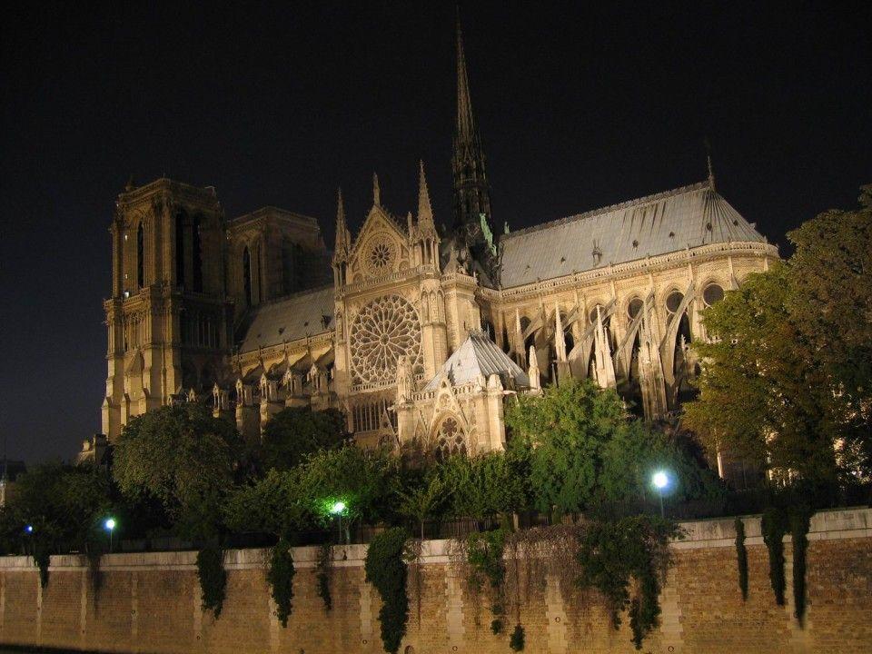 Catedral de N.S.(Notre Dame) de Paris, FRANÇA