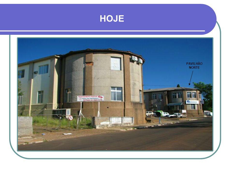 1935 - HOSPITAL SÃO VICENTE AVENIDA VENÂNCIO AIRES PAVILHÃO SUL