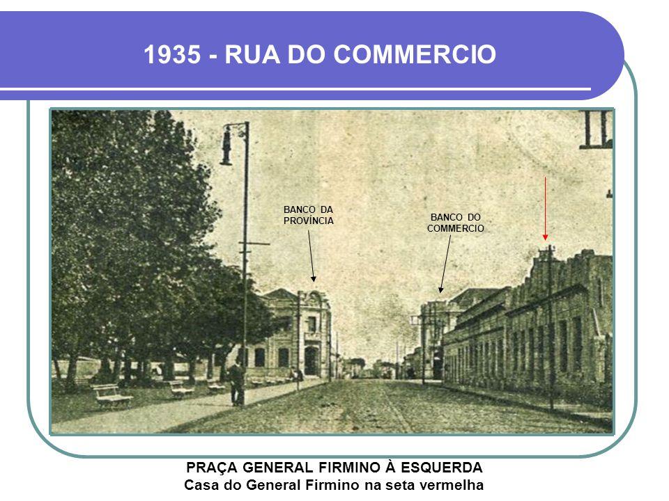 ARMAZÉM O BOLICHÃO HOJE EDIFÍCIO CENTAURO