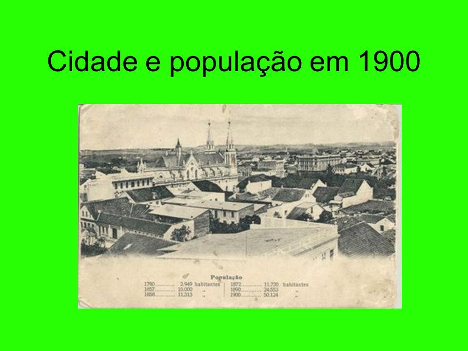 Primeira Cadeia Pública na Praça Tiradentes. Em 1897 pegou fogo, foi demolida em 1900.