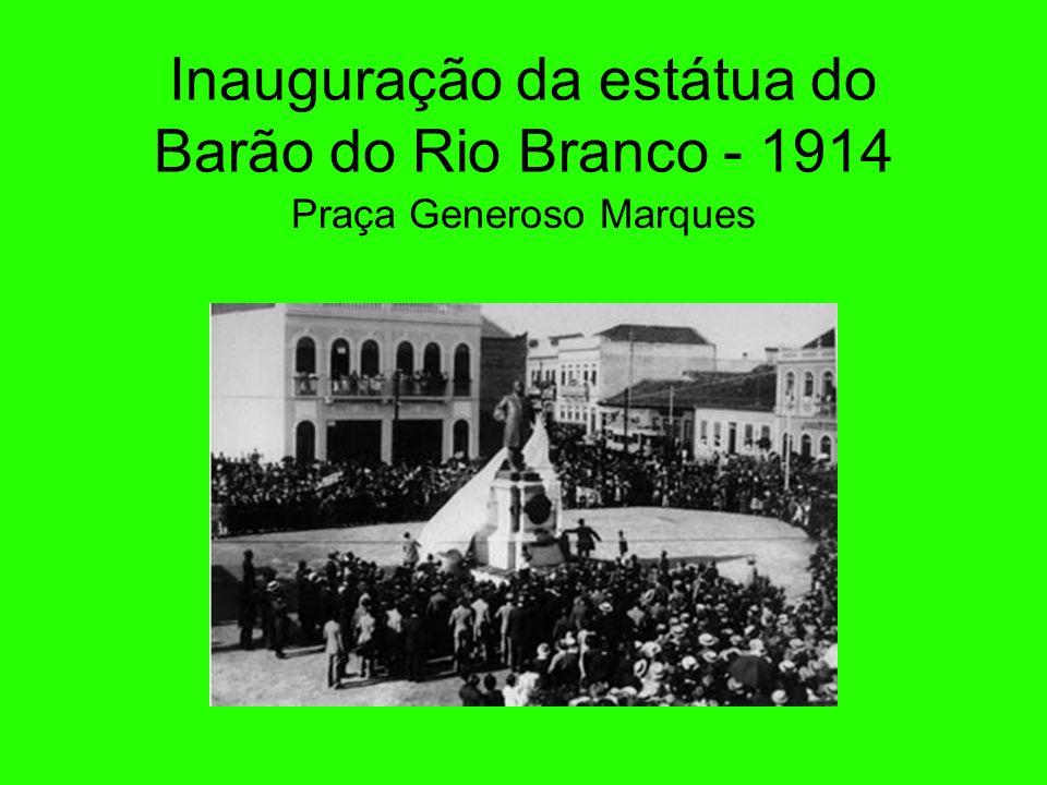 Praça Carlos Gomes - 1914