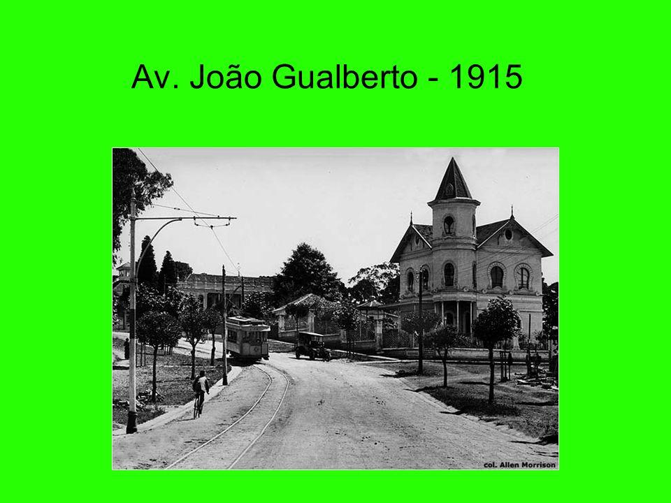 Praça Eufrásio Correia - 1915