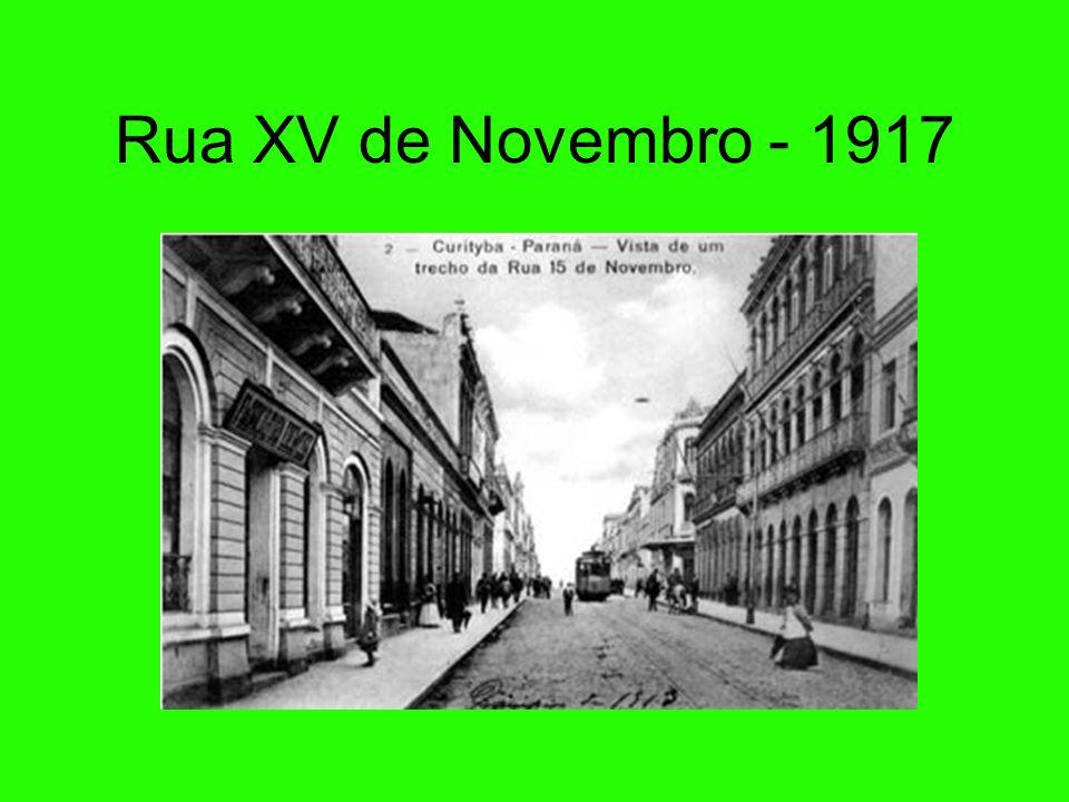 Av. João Gualberto - 1915