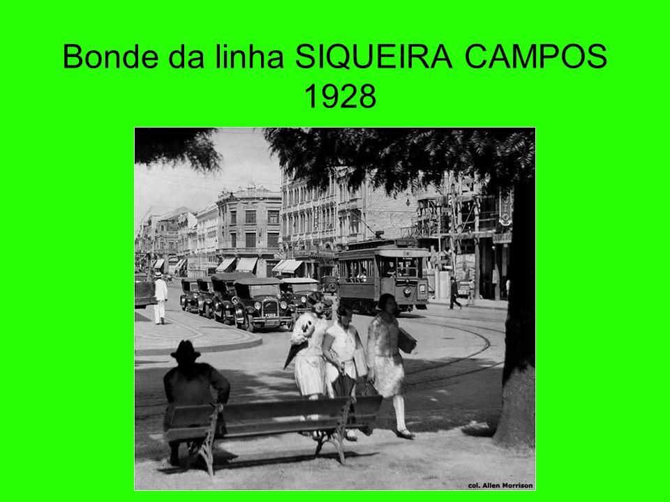 Praça Osório - 1924