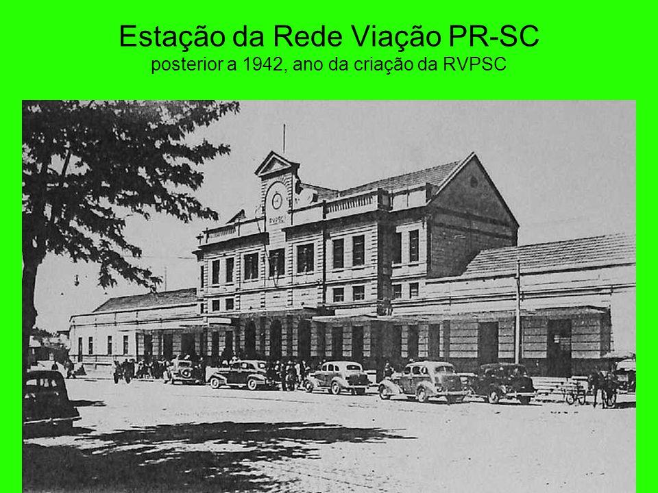 Universidade Federal do Paraná - 1940 Fundada em 19 de dezembro de 1912. Este prédio histórico começou a ser construído em 1913 e foi inaugurado em 19