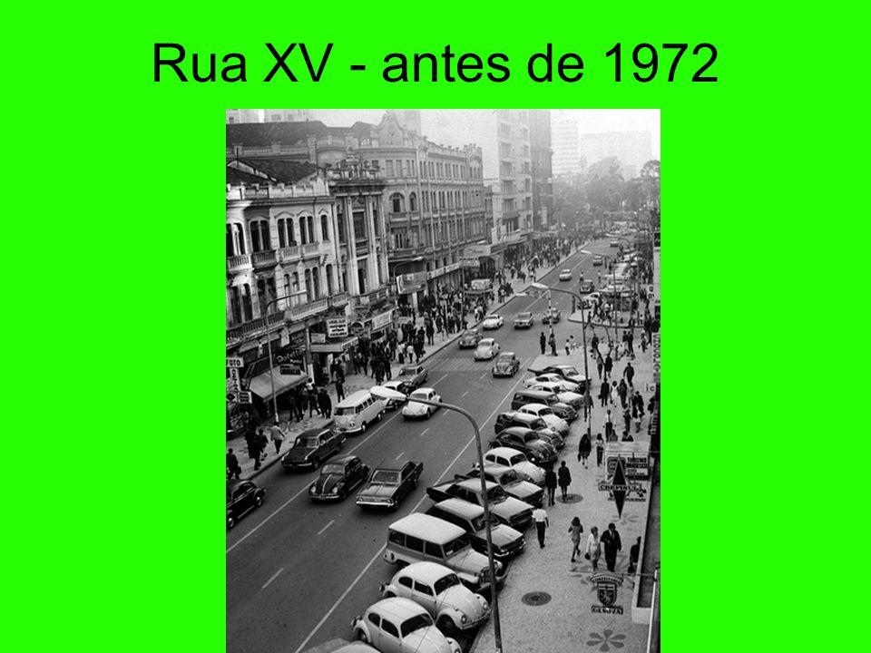 Teatro Guaíra - 1960 Sua construção foi iniciada em 1952 pelo governador Bento Munhoz da Rocha Netto e concluída em 1974. Tem 3 auditórios. O maior te
