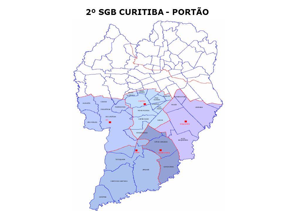 2º SGB CURITIBA - PORTÃO