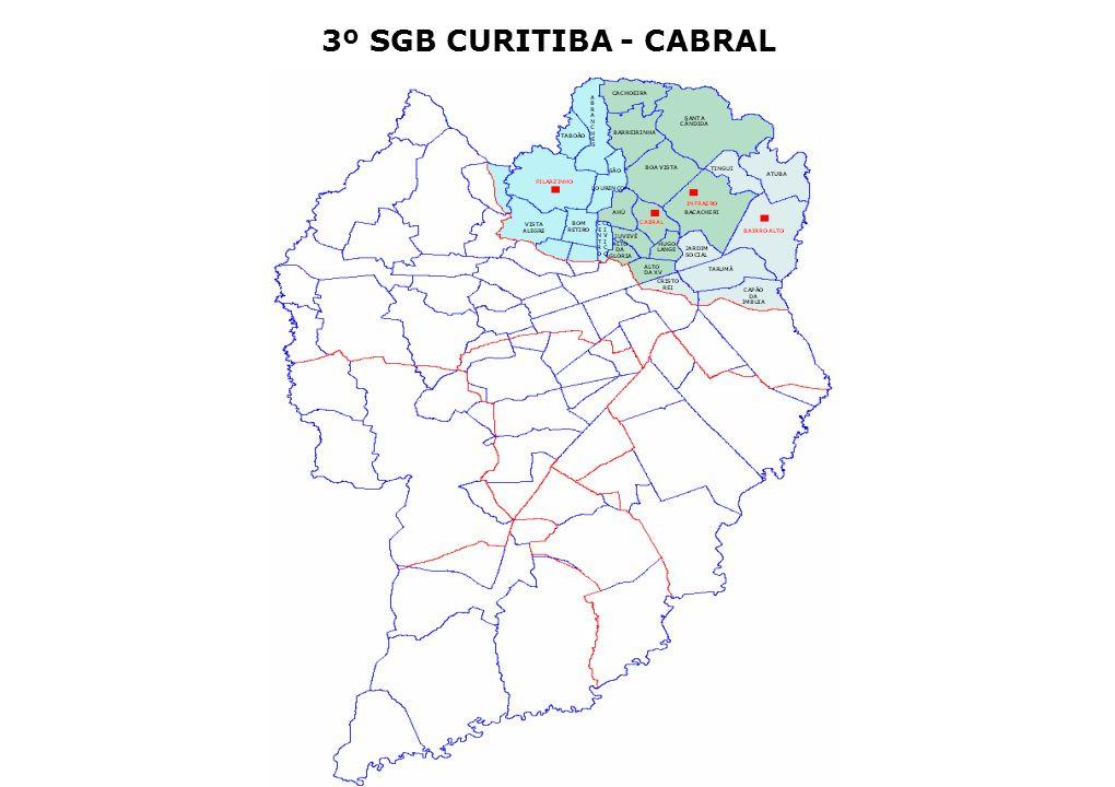 3º SGB CURITIBA - CABRAL