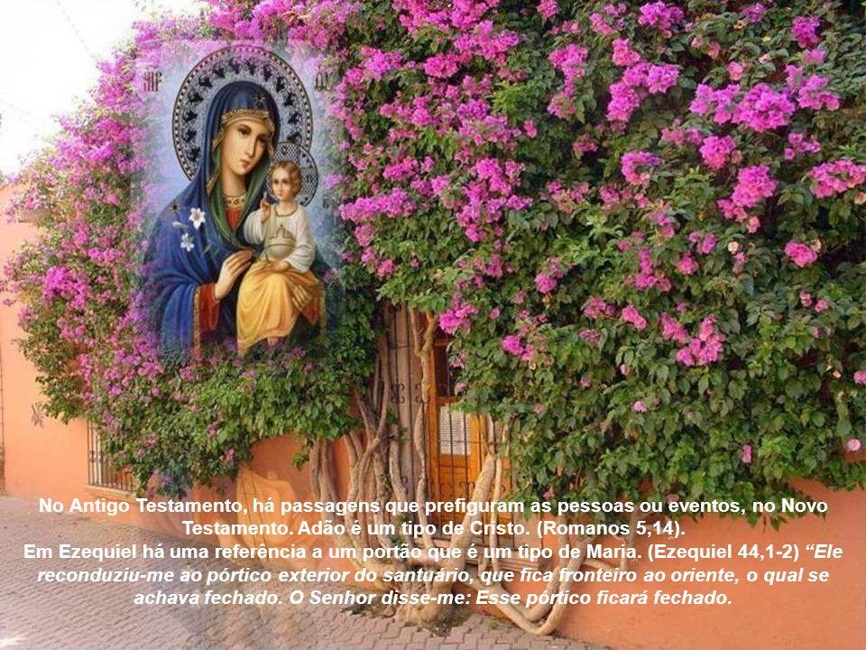 Aqui fica uma outra resposta! Se Deus fez Eva sem o pecado original, por que então o mesmo Deus não poderia fazer o mesmo com Maria? Quando Jesus fez