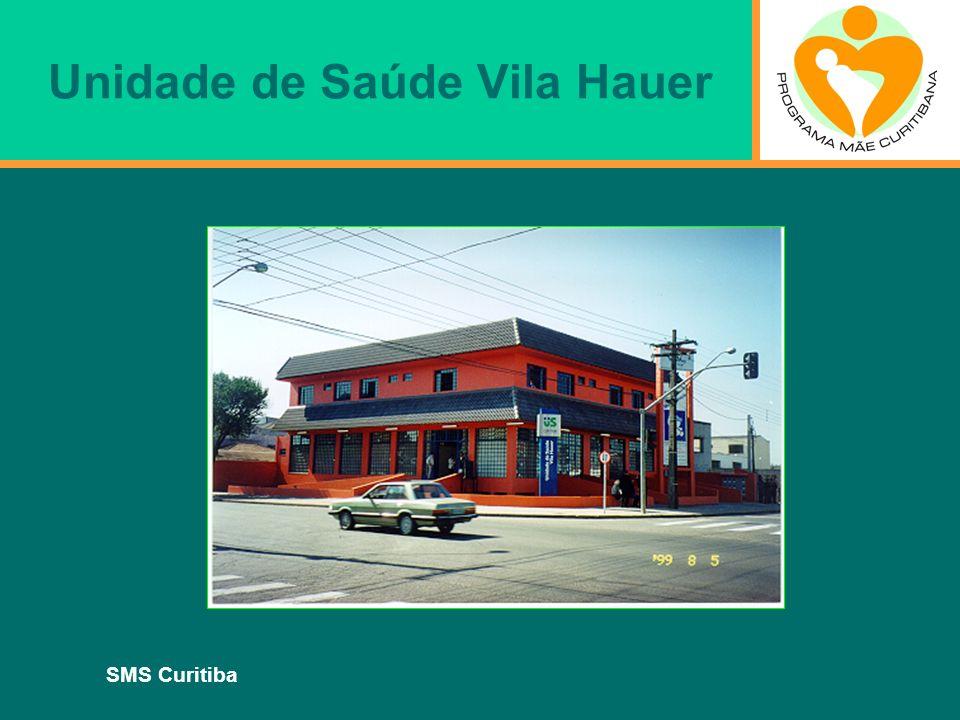 SMS Curitiba Unidade de Saúde Vila Hauer