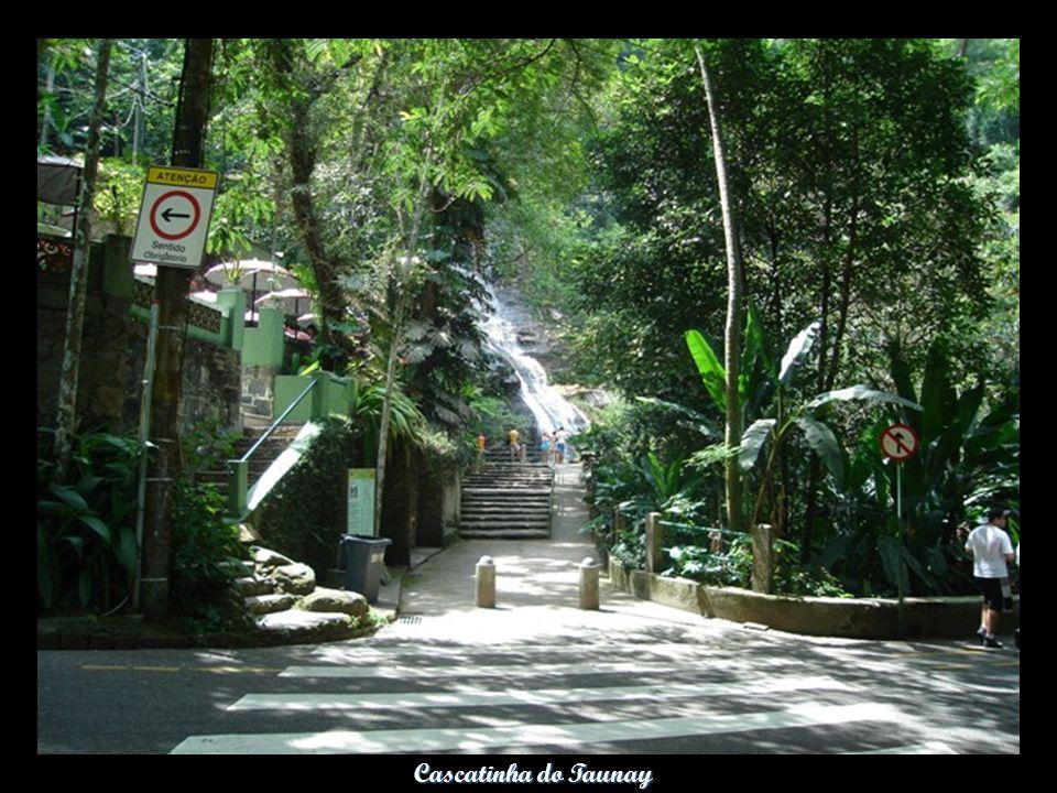 Cascatinha do Taunay