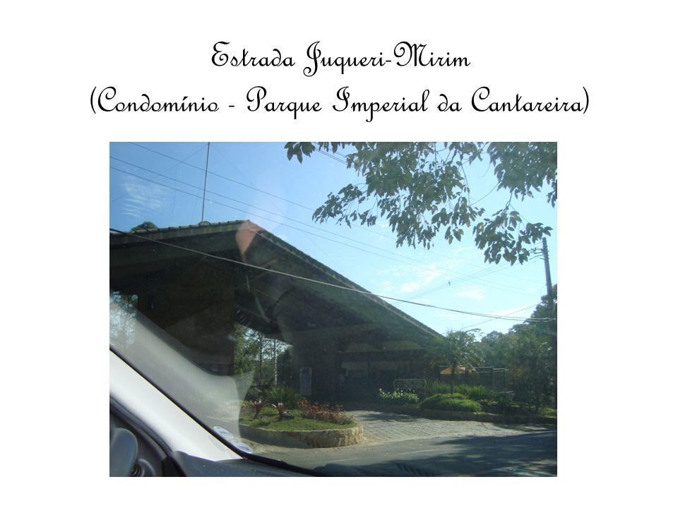 Estrada Juqueri-Mirim (Condomínio - Parque Imperial da Cantareira)