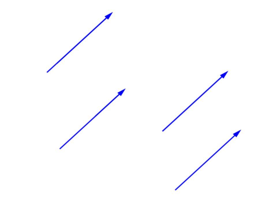a soma de dois vetores V = (v1, v2) e W = (w1,w2) é dada por V +W = (v1 + w1, v2 + w2);