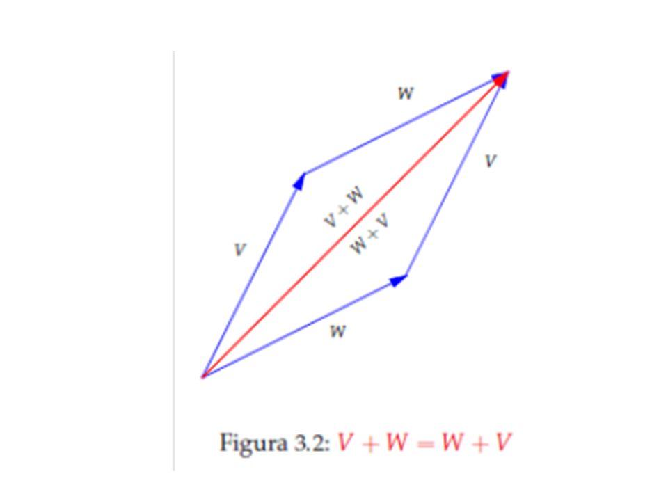 Se V = (v1, v2, v3) e W = (w1,w2,w3), então a adição de V com W é dada por V +W = (v1 + w1, v2 + w2, v3 + w3); Se V = (v1, v2, v3) e a é um escalar, então a multiplicação de V por a é dada por a V = (a v1, a v2, a v3).