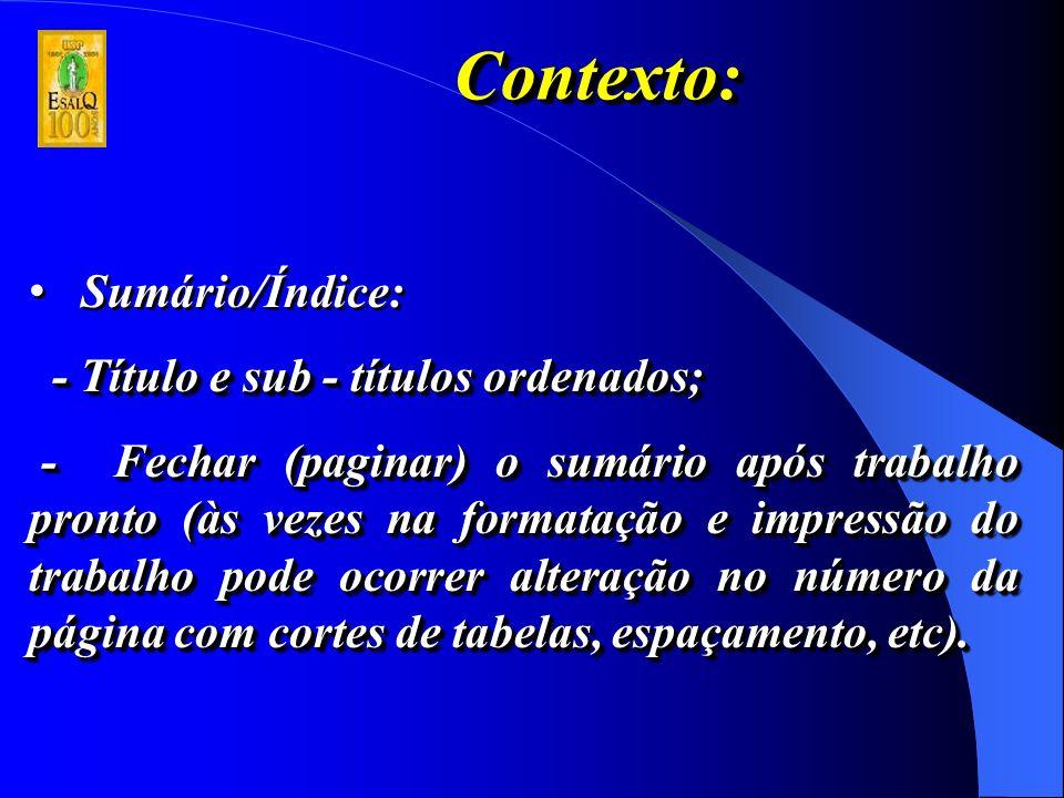 Dicas Adicionais: Não copie (transcreva) trechos ou parágrafos de outros textos, apropriando-se como se você fosse o autor.