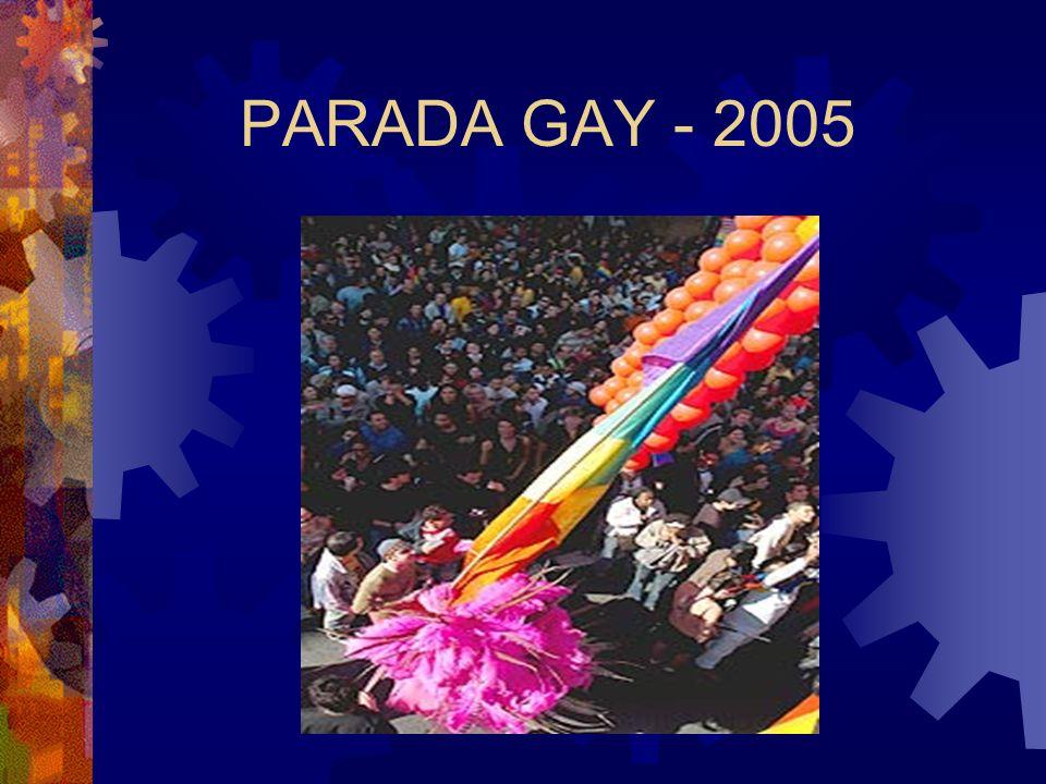 PARADA GAY - 2005