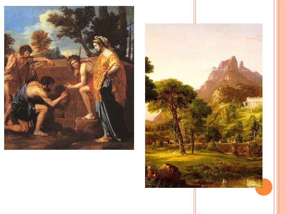 A IDEALIZAÇÃO DA VIDA NO CAMPO A estética desenvolvida nessas academias de poetas passou a ser chamada Arcadismo.