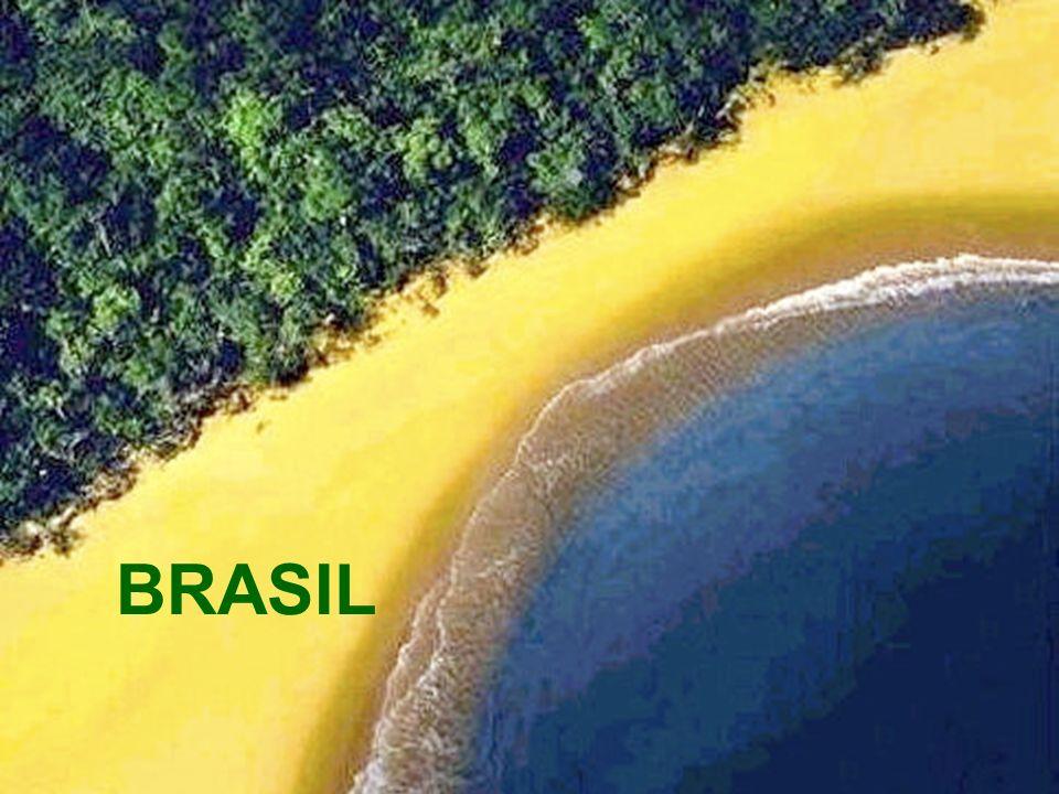 População: 183,9 milhões de habitantes. (2007) Todos falantes da língua portuguesa.