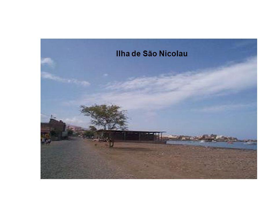 Ilha de São Vicente