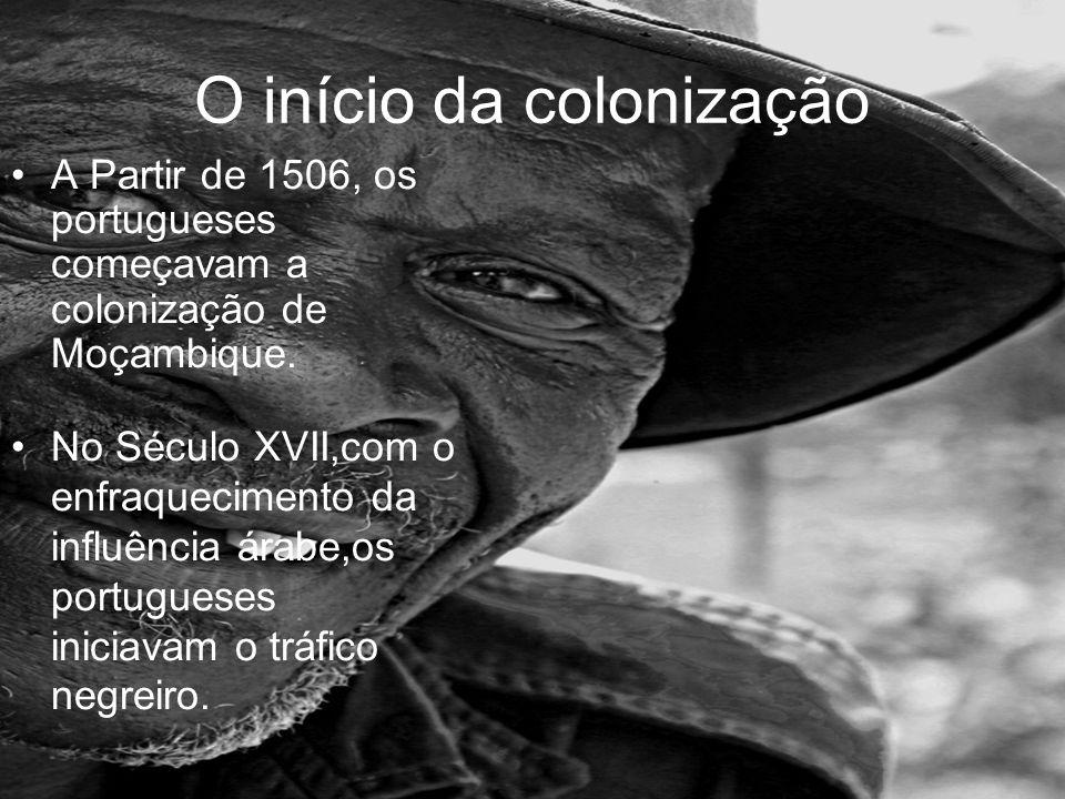 O período da neo-colonização Do Século XVII ao Século XVIII, os portugueses instalaram fortes para se protegerem dos avanços holandeses.Os portugueses aspiravam unificar a região,entretanto este feito foi impedido pelos ingleses.