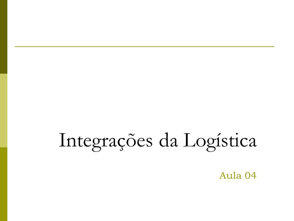 Integrações da Logística Aula 04