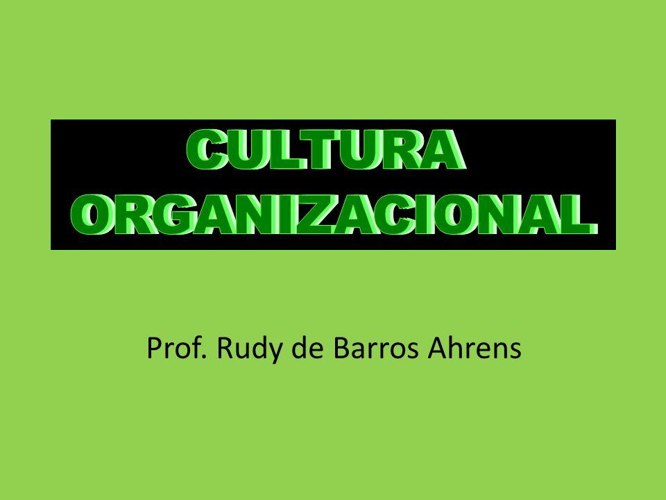 Prof. Rudy de Barros Ahrens