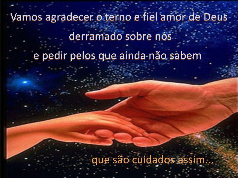 ... por aqueles que por suas atitudes dão a impressão de não crerem em Deus e de que estão caminhando sós...... por aqueles que por suas atitudes dão
