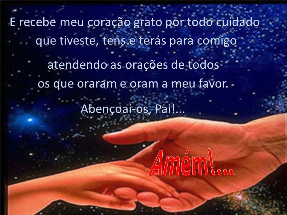 Ó Pai... Que grandiosa promessa nos fazes... Eu o incitarei e ele se aproximará de Mim. (Jeremias 30,21-22) Ó Pai... Que grandiosa promessa nos fazes.