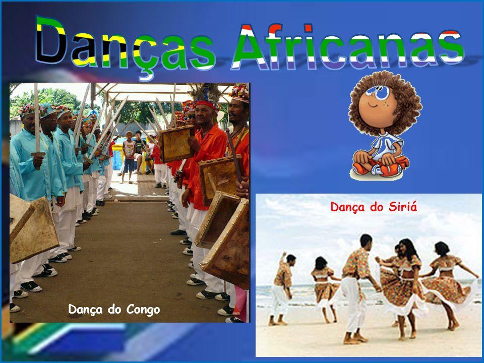 Dança do Congo Dança do Siriá