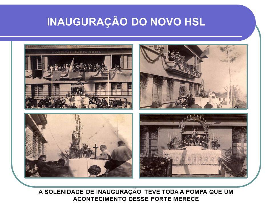 COMEÇOU COM APENAS UM PAVILHÃO TÉRREO, LOGO SENDO NECESSÁRIA A CONSTRUÇÃO DO 2º, 3° E 4º PISOS HOSPITAL DE FÁTIMA