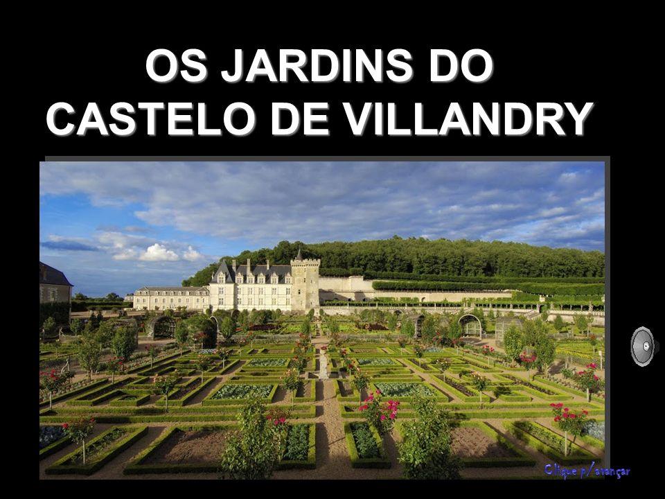 Jardim do amor: Jardim do amor: Melhor observado desde a torre do castelo.