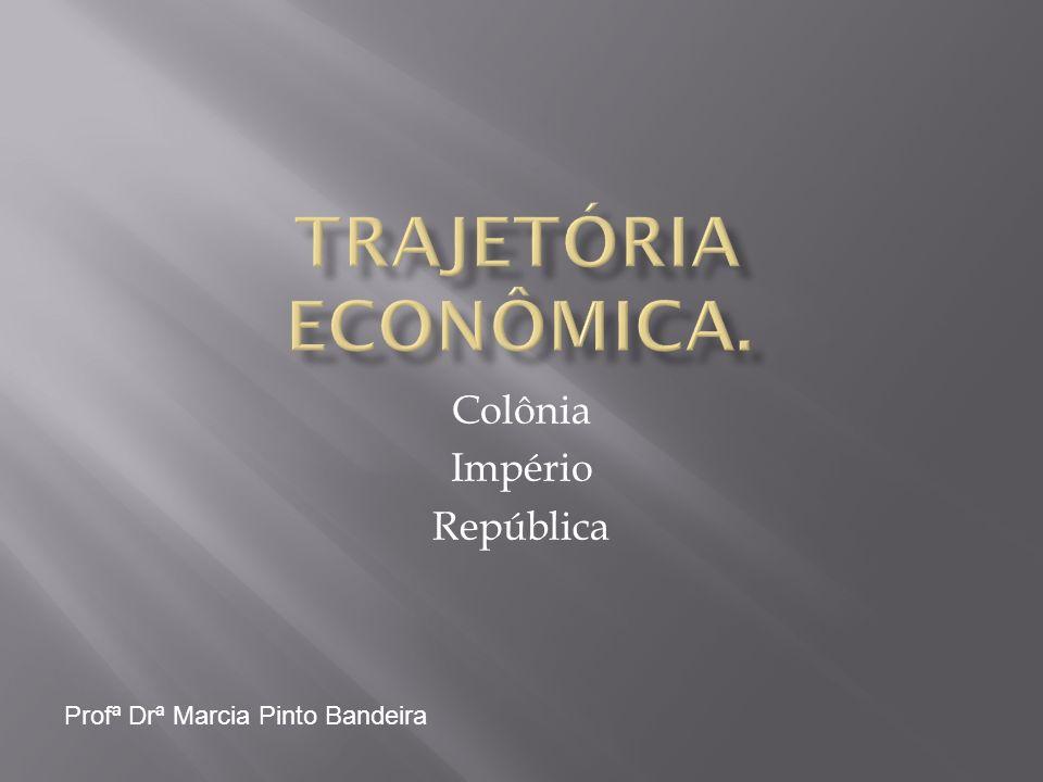 Colônia Império República Profª Drª Marcia Pinto Bandeira