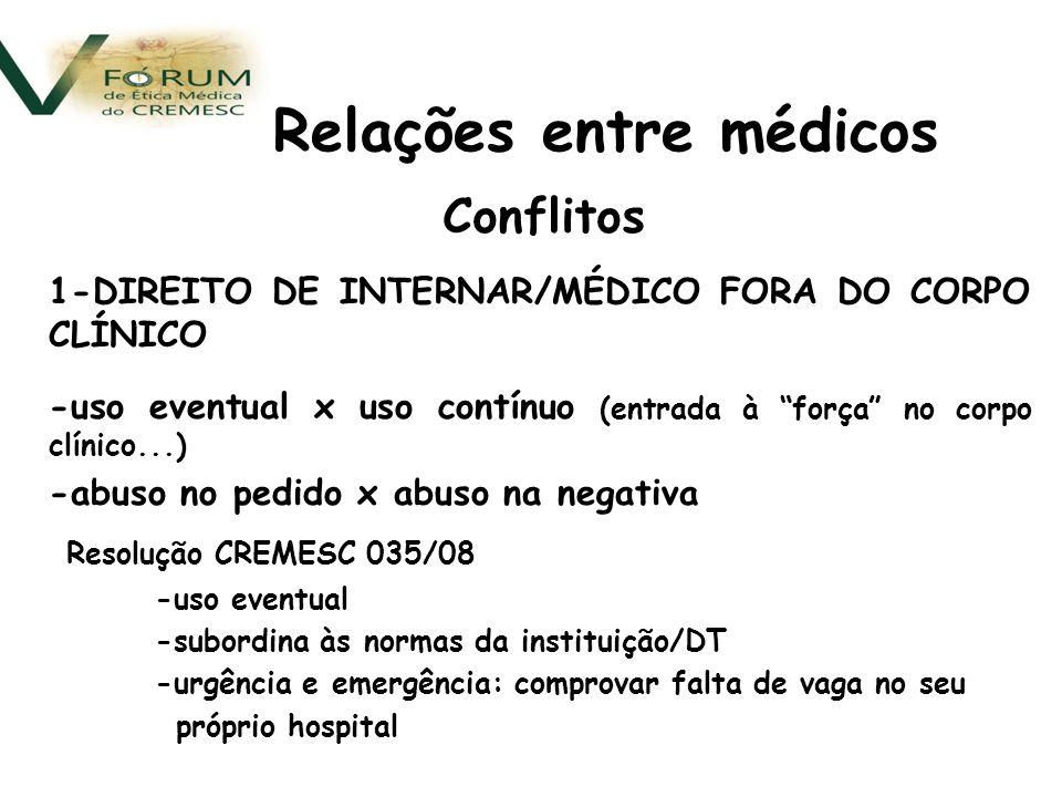 O PAPEL DA COMISSÃO DE ÉTICA Resol.CFM 1657/02 Art.