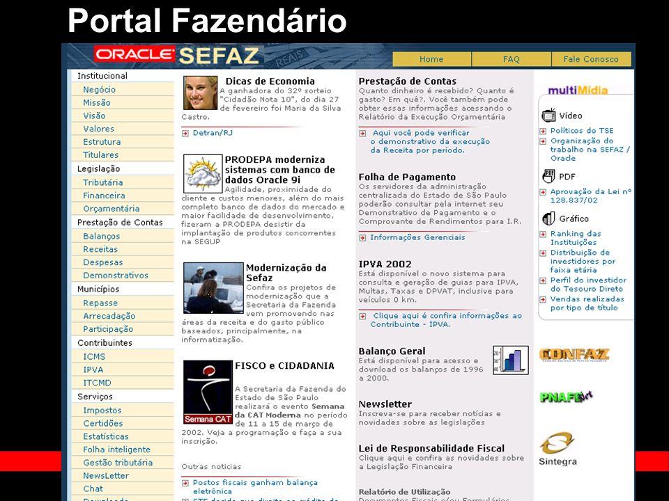 Portal Fazendário