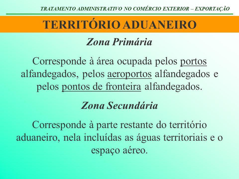 REGISTRO DE EXPORTAÇÃO TRATAMENTO ADMINISTRATIVO NO COMÉRCIO EXTERIOR – EXPORTAÇÃO 60 dias a partir da data de efetivação do RE Prazo de Validade
