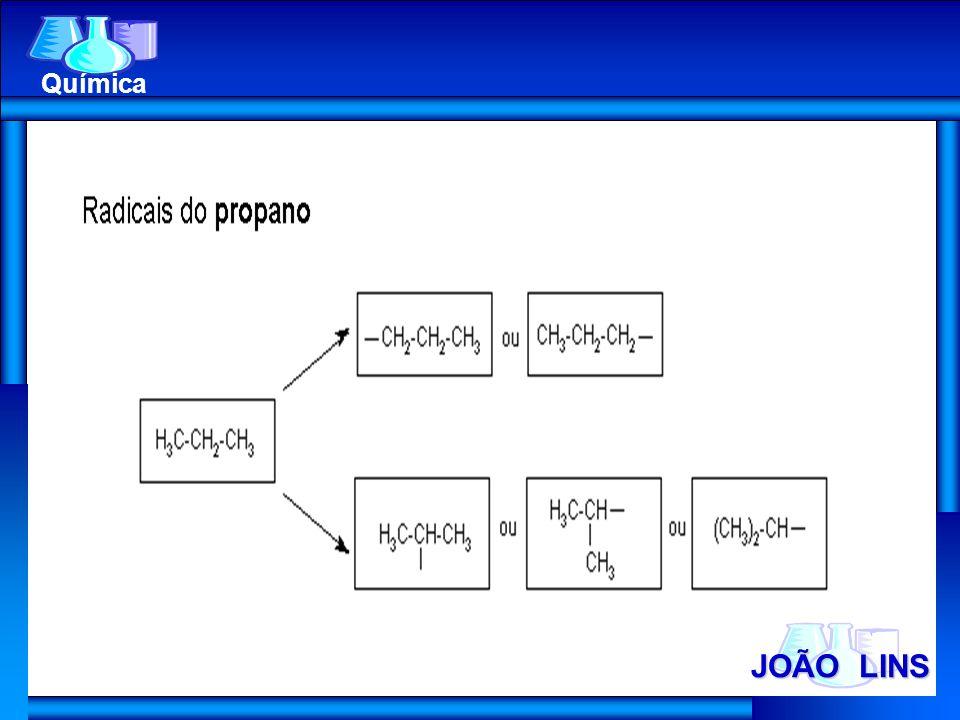 JOÃO LINS Química