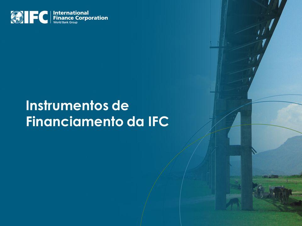 Instrumentos de Financiamento da IFC