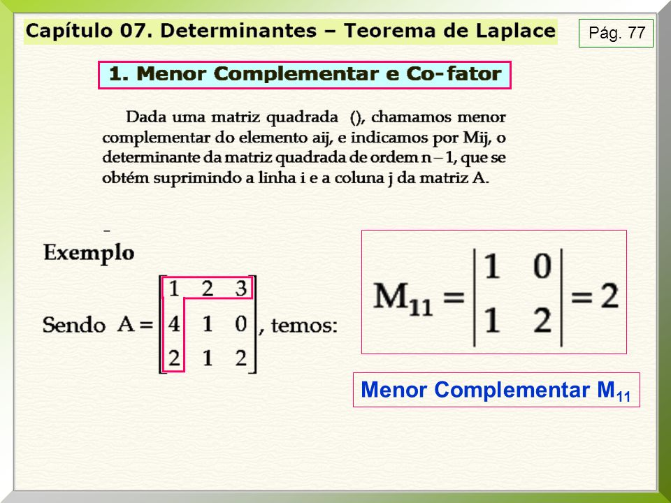 SISTEMAS LINEARES – 15/05/2008 – PROFESSOR: Neilton Satel