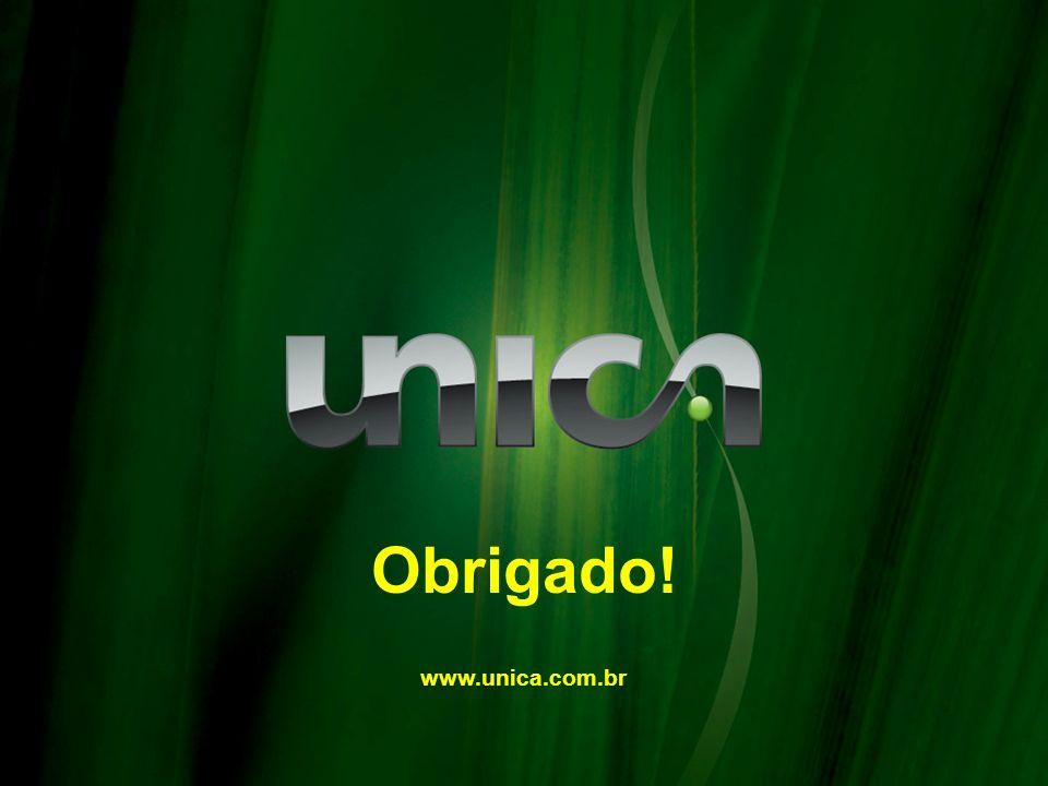 Obrigado! www.unica.com.br