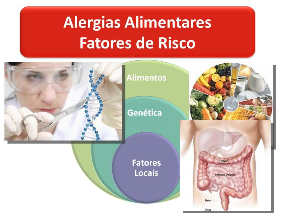Alergias Alimentares Fatores de Risco