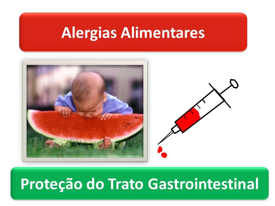 Alergias Alimentares Proteção do Trato Gastrointestinal