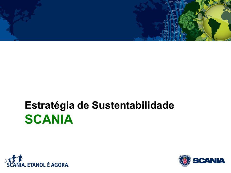 SCANIA Estratégia de Sustentabilidade