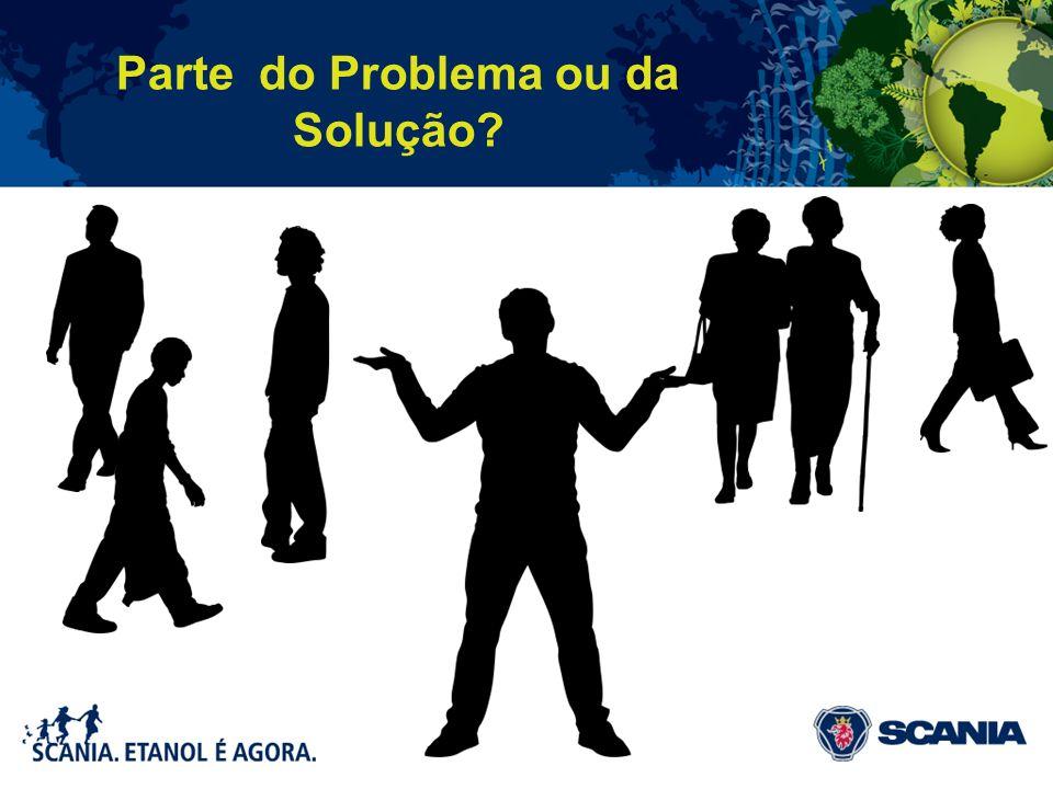 Parte do Problema ou da Solução?