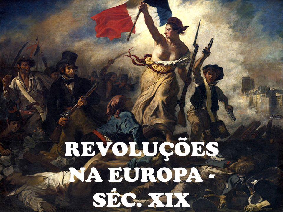 FRANÇA PÓS-1830 Luís Filipe 1830-1848 avanço burguês voto censitário Industrialização movimento operário repressão