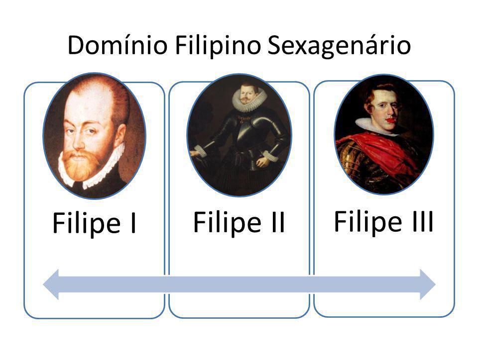 Filipe IFilipe IIFilipe III Domínio Filipino Sexagenário
