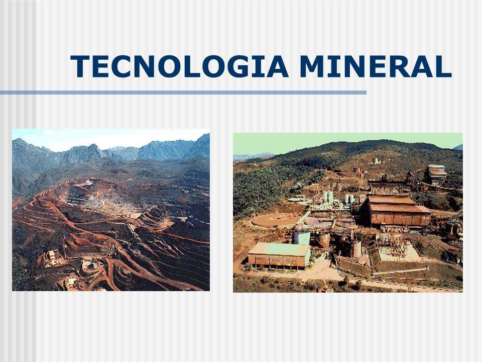 TECNOLOGIA MINERAL