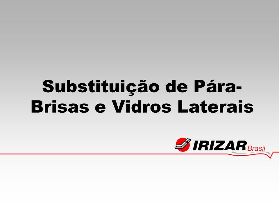 Substituição de Pára- Brisas e Vidros Laterais
