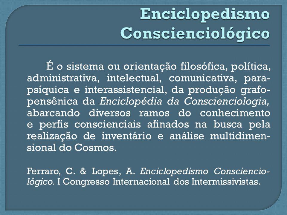 Cronologia 1998: dedicação integral do autor.2000: início dos trabalhos no Holociclo.